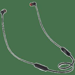 JBL In-Ear Earphones (T110BT, Black)_1