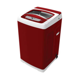 Electrolux 6.2 kg Fully Automatic Top Loading Washing Machine (ET62ESPRM, Maroon)_1
