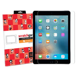 Scratchgard Super Glass Screen Protector for Apple iPad 9.7-inch (Transparent)_1