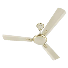 Anchor XL 120cm Sweep 3 Blade Ceiling Fan (Powerful Motor, 13401PIV, White)_1