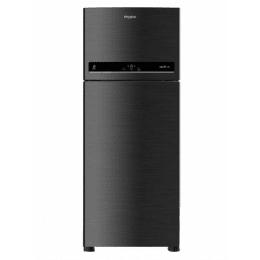 Whirlpool 500 L 3 Star Frost Free Double Door Refrigerator (IF 515, Black)_1