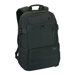 Targus EcoSmart Emerald GREEN Plus Backpack for 16 Inch Laptop (TBB567AP-50, Black)_1