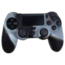 ORB PS4 Controller Silicone Skin Cover (Camouflage)_1
