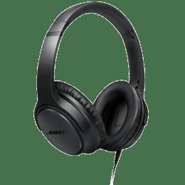 Bose SoundTrue Around Ear II Headphones (741648-0010, Charcoal Black)_1
