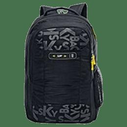 Sky Bags Arthur 30 Litres Laptop Backpack (PLBPARTHBLK, Black)_1