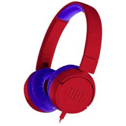 JBL JR300 Headphones (Red)_1