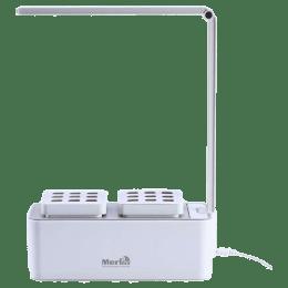 Merlin DeskGarden Electric Powered Smart Light (White)_1