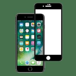 Stuffcool 3D Full Screen Tempered Glass Screen Protector for Apple iPhone 8 Plus (MGGP3DIP8P, Black)_1