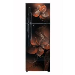 LG GL-T292RHDN 260 Litres Double Door with Inverter Linear Compressor Refrigerator (Hazle Dazzle)_1