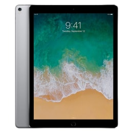 Apple 12.9-inch iPad Pro with Wi-Fi (Space Grey, 64GB)_1