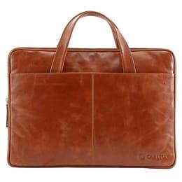 Carlton Inca Leather Laptop Slipcase (917J014101, Tan)_1