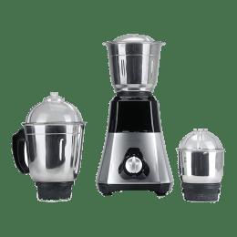 Croma 750 Watt Mixer Grinder (CRAK4167, Silver)_1