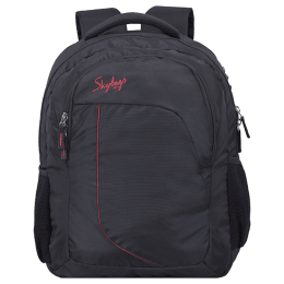Sky Bags Fox Backpack for 15 Inch Laptop (LPBPFOXHBLK, Black)_1