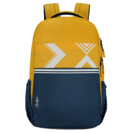 Sky Bags Komet 49 Litres Laptop Backpack (LPBPLAZ2RED, Yellow)_1