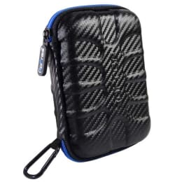 GoFree Ribbed 2.5 inch HDD Case (1052, Black)_1