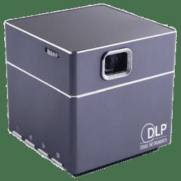 Merlin Cube Proj Wifi DLP Projector (Purple)_1