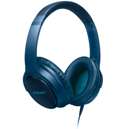 Bose Soundtrue Around-Ear II Headphones for Android (741648-0080, Navy Blue)_1