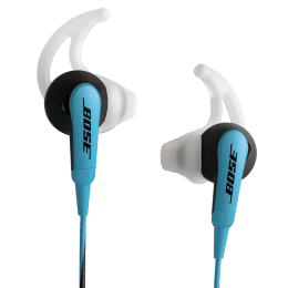 Bose SoundSport In-Ear Wired Earphones with Mic (717534-0010, Blue)_1