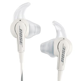 Bose SoundTrue In-Ear Wired Earphones for iOS Devices with Mic (715593-0020, White)_1
