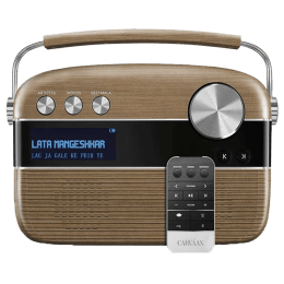 Saregama Carvaan Portable Digital Music Player (Brown)_1