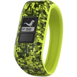 Garmin Vivofit Jr Activity Tracker Green(Digi Camo)_1