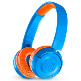 JBL JR300BT Bluetooth Headphones (Rocker Blue)_1