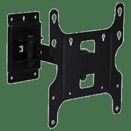 RD Plast 32 inch Swivel Wall Mount TV Stand (Black)_1