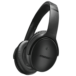 Bose QuietComfort 25 Headphones (715053-0030, Triple Black)_1