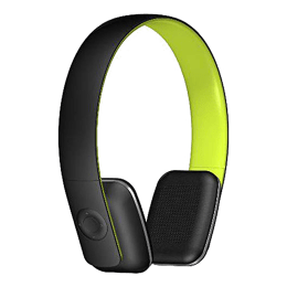 Croma On-Ear Wireless Headphones (CREA4210 H2A, Yellow)_1