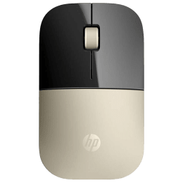 HP Z3700 Wireless Mouse (X7Q43AA, Gold/Black)_1