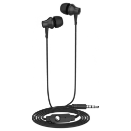 Ultraprolink Pro-Buds 2 In-Ear Wired Earphones with Mic (UM0064, Black)_1