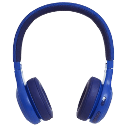 JBL E45 Bluetooth Headphones (Blue)_1