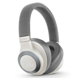 JBL E65BTNC Bluetooth Headphones (White)_1