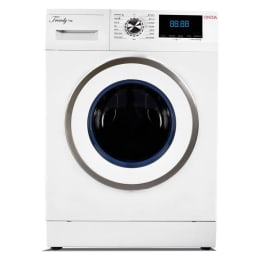 Onida 7.5kg Fully Automatic Front Loading Washing Machine (F75TDWW, White)_1