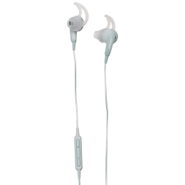 Bose SoundSport In-Ear Wired Earphones for Apple Devices with Mic (741776-0050, Frost Grey)_1