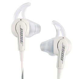 Bose SoundTrue In-Ear Wired Earphones with Mic (715593-0050, White)_1