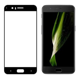 Stuffcool Mighty 2.5D Tempered Glass Screen Protector for OnePlus 5 (MGGP25DOPLUS5, Black)_1