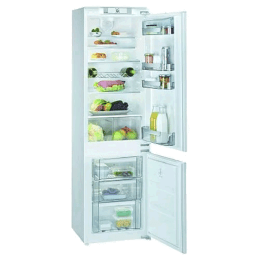 Faber 243 L 4 Star Frost Free Built-in Double Door Refrigerator (FBIR 243NF, White)_1