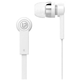 Ultraprolink Pro-Buds 1 In-Ear Wired Earphones with Mic (UM0062, White)_1