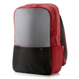 HP Duotone 15.6 Inch Laptop Backpack (Y4T20AA, Red)_1