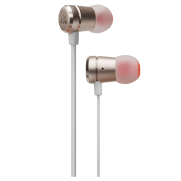 JBL In-Ear Wired Earphones with Mic (T290, Gold)_1