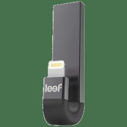 Leef Ibridge3 32GB USB 3.1 OTG Drive (LIB300KK032E1, Black)_1