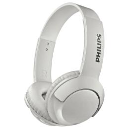 Philips SHB3075 Bluetooth Headphones (White)_1