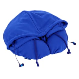 Merlin Sky Snug Neck Pillow & Hood (Royal Blue)_1