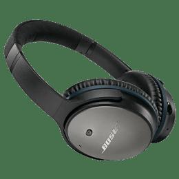 Bose QuietComfort 25 Headphones for Apple Devices (Black)_1