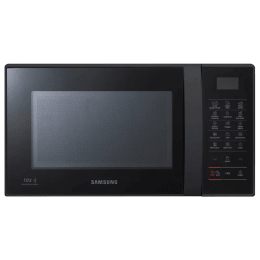 Samsung 21 Litres Convection Microwave Oven (Touch Control, CE76JD-MB/TL, Black)_1