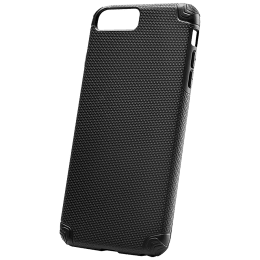 itek Slim Armour Back Case for Apple iPhone 7/8 (S PCI7_BK, Black)_1