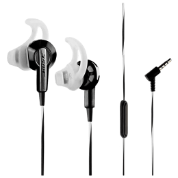 Bose MIE2 In-Ear Wired Earphones with Mic (BS0050, Black)_1