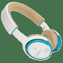 Bose SoundLink Bluetooth Headphones (714675-0020, White)_1