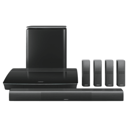 Bose Home Theater (Lifestyle 650, Black)_1